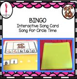 BINGO: Interactive Circle Time Song