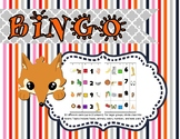 BINGO! Intro Spanish: Numbers, Colors, Animals, Foods, Body Parts