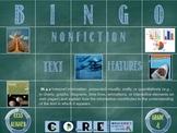 BINGO - Nonfiction Text Features