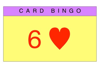 BINGO PLAYING CARDS-1