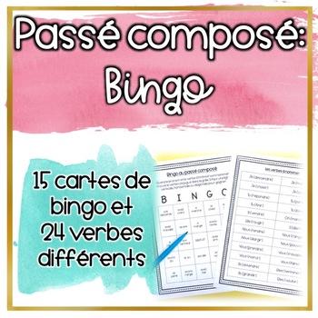 BINGO - Passé composé