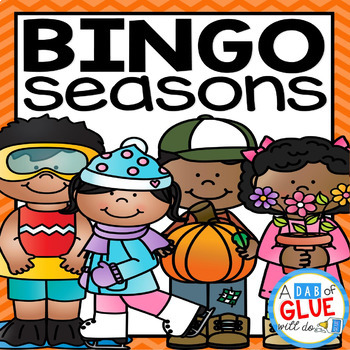Seasons BINGO Bundle