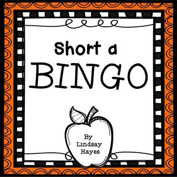 BINGO: Short a