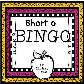 BINGO: Short o