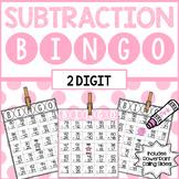 Two Digit Subtraction BINGO