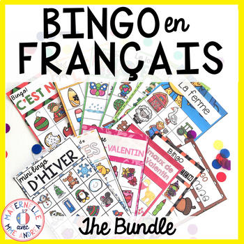 BINGO - The Bundle (FRENCH Bingo)