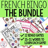 BINGO - The Bundle (FRENCH Bingo)