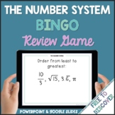 Number System Review Game (8th Grade)