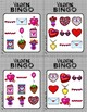 BINGO: Valentine's with Clipart | 3x3