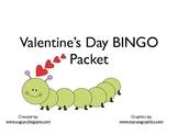 BINGO - Valentine's Day