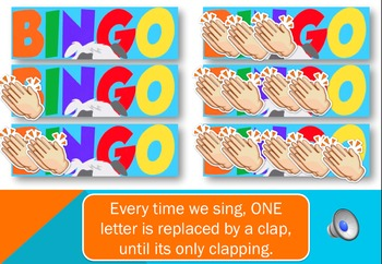BINGO! (a singing & literacy activity)