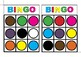 BINGO colours