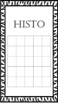 BINGO for History-HISTO (American Revolution)