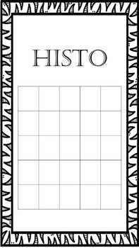 BINGO for History (HISTO)-Includes all units for Early U.S. History