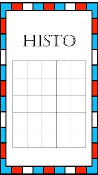 BINGO for History (HISTO)-Industrial Revolution and Reform