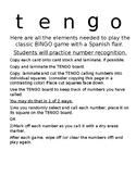 BINGO in Spanish -TENGO - printable - no prep - Spanish Nu
