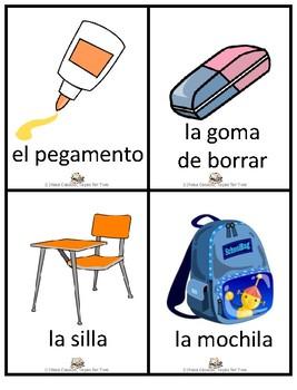 BINGO la escuela