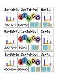 BINGO numeros 3 cifras / BINGO 3-digit numbers