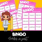 BINGO: verbs in past