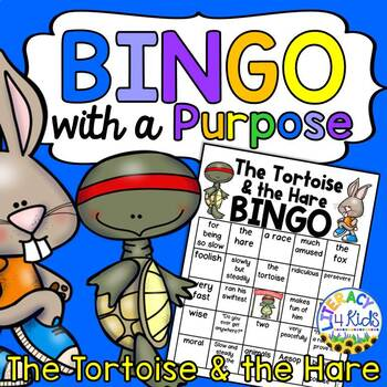 BINGO with a Purpose: The Tortoise and the Hare