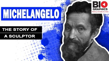 BIO-Graphics (Artists) Michelangelo: The Story of a Sculptor  MC Video Questions