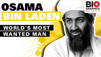BIO-Graphics (Criminals) Osama Bin Laden: The World's Most Wanted Man MC Q & A