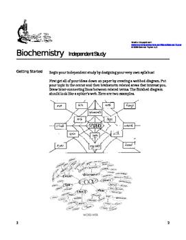BIOCHEMISTRY Independent Study