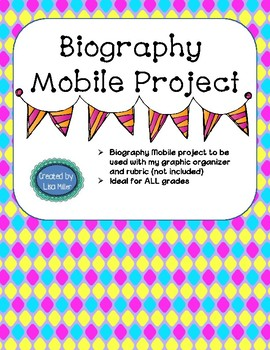 BIOGRAPHY MOBILE PROJECT ~FREEBIE