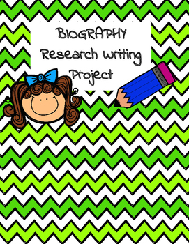 BIOGRAPHY Research Writing Project