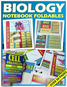 BIOLOGY FOLDABLES