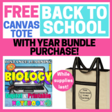 BIOLOGY CURRICULUM- DISTANCE LEARNING & GOOGLE CLASSROOM