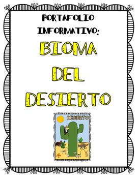 BIOMA DEL DESIERTO - FREE
