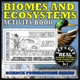 BIOMES AND ECOSYSTEMS: Interactions Among Living Organisms & Environments