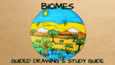 BIOMES SCIENCE AND ART ENRICHMENT ACTIVITY