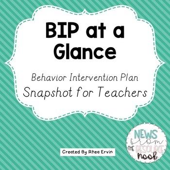 BIP at a Glance 