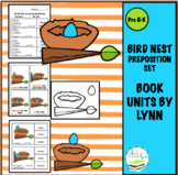 BIRD NEST PREPOSITION SET