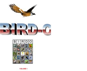 BIRD-O Bingo Game
