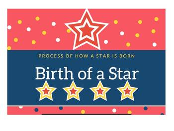 BIRTH OF A STAR( Step by Step)
