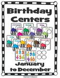 BIRTHDAY WALL / CENTER