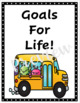 B.I.S.T. Goals For Life Posters