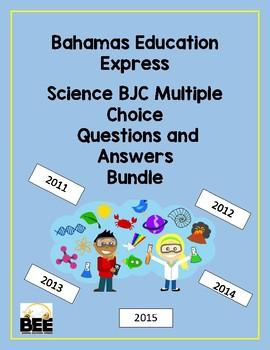 BJC Social Studies Multiple Choice Bundle 2