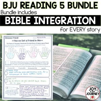 BJU Press Reading 5 BUNDLE