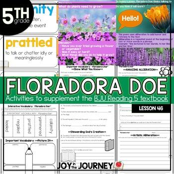 BJU Press Reading 5: Floradora Doe
