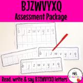 BJZWVYXQ Assessment Package