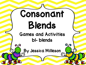 BL Blends Games & Activities