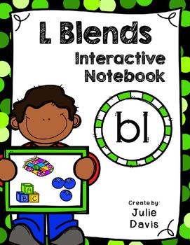 BL Blends Interactive Notebook