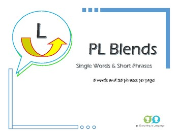 PL Blends Words and Phrases