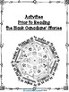 BLACK CANADIANS - IDENTITY WHEEL & STORIES - 22 pages