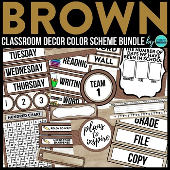 BLACK Classroom Decor CHEVRON, EDITABLE
