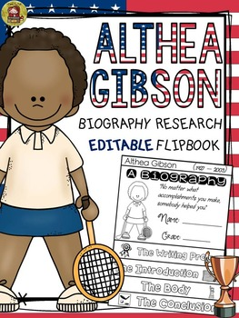 BLACK HISTORY: BIOGRAPHY: ALTHEA GIBSON